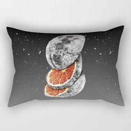 Lunar Fruit Rectangular Pillow