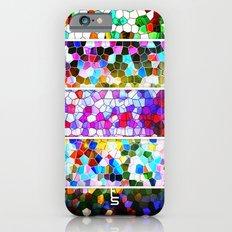 Geometric Worlds (Five Panels Series) Slim Case iPhone 6s