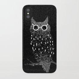 cool bird iPhone Case