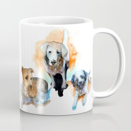 dogs#1 Coffee Mug