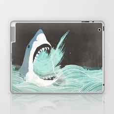 Great White Laptop & iPad Skin