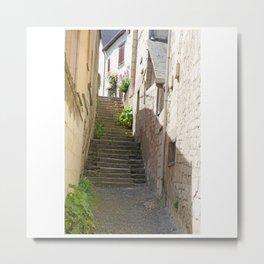 Stairway in France Metal Print