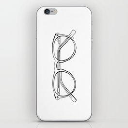 Spectacles iPhone Skin