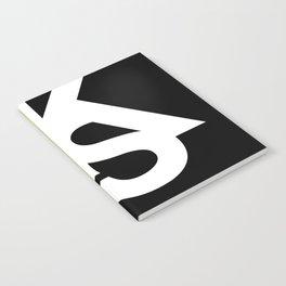 Kia Sterling G/W/B Notebook