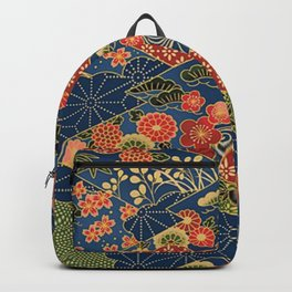 Japan Quilt Backpack