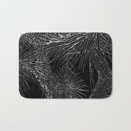 Joshua Tree Silver by CREYES Bath Mat