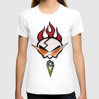gurren lagann T-shirts featuring All for one [Gurren Lagann] by Juliet García