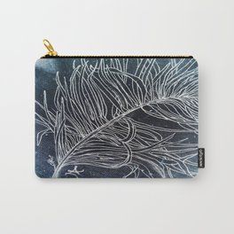 Palm Leaf Earth Day and Easter Carry-All Pouch