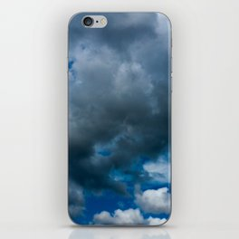 Darkening Skies iPhone Skin