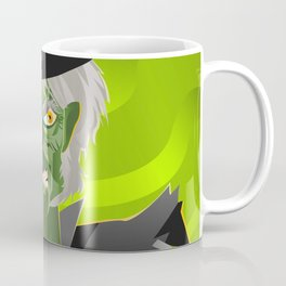 doctor jekyll and mister hyde monster tranformation with green potion Coffee Mug