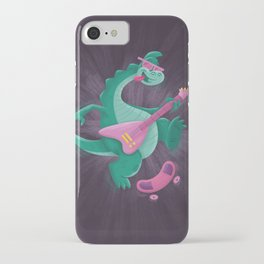 Denver the Last Dinosaur iPhone Case