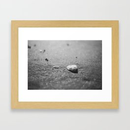 Ocean's Currency Framed Art Print