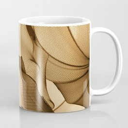 Elastic Waves Coffee Mug