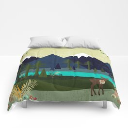 March Comforters