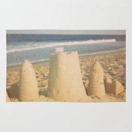 Sand Castle Summer Rug