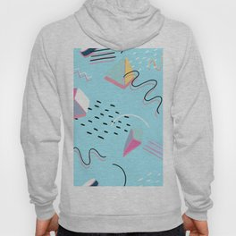 MODERN ABSTRACT GEOMETRIC SHAPES Hoody
