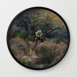 Desert Light Wall Clock
