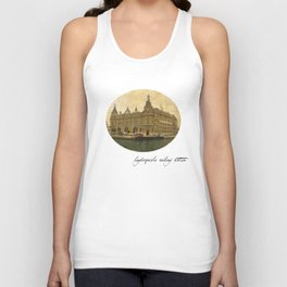 Haydarpasa Railway Station Unisex Tank Top