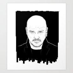 Baz Warne Art Print