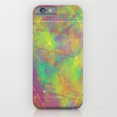 Abstract Watercolor Slim Case iPhone 6s