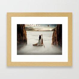 Claymore Framed Art Print