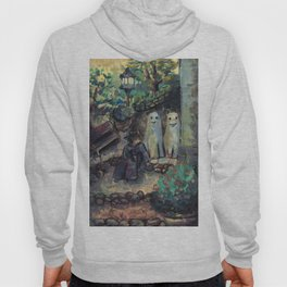 mage and ghosts Hoody
