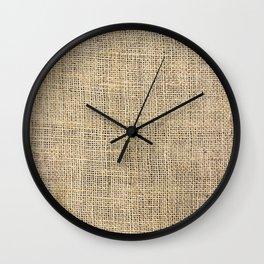 Canvas 1 Wall Clock