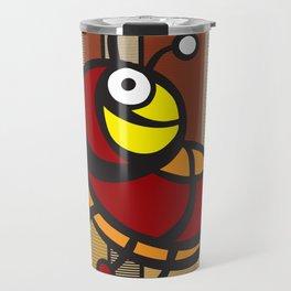 Deco Parrot Travel Mug