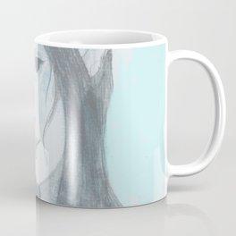 Mermaid (Blue) Coffee Mug