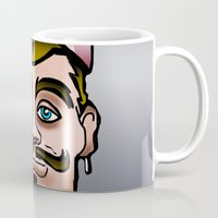 sailor Mugs featuring sailor by viewz