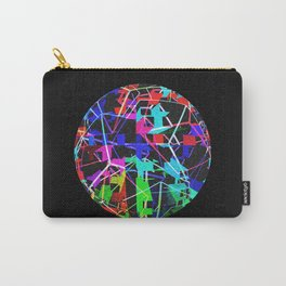 Disco Ball Night Carry-All Pouch