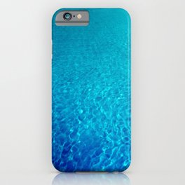 The shoreless ocean. iPhone Case