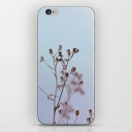 Looking at the river iPhone Skin