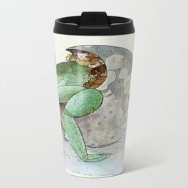 Cancer Metal Travel Mug