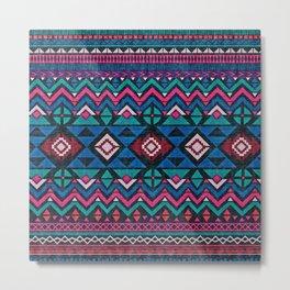 Aztec Forever Metal Print