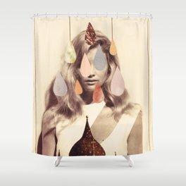 quatre Shower Curtain