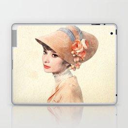 Eliza Doolittle - Watercolor Laptop & iPad Skin