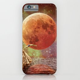 Belle de Jour iPhone Case