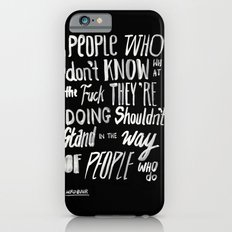 PEOPLE iPhone 6s Slim Case