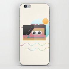 Summer Rhythm iPhone Skin