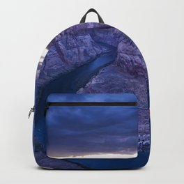 Grand Canyon Park USA Canyon Nature Evening canyons Backpack