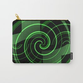 Mint & Licorice Fudge Carry-All Pouch