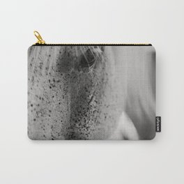 Grey Horse Carry-All Pouch