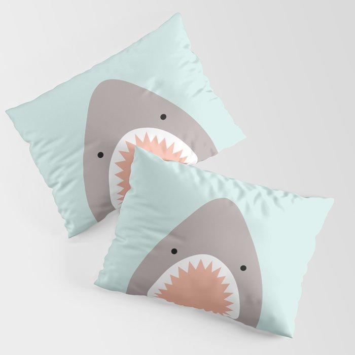 shark attack Kissenbezug
