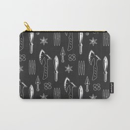 I Love Weapons Carry-All Pouch