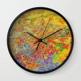 In Depth Wall Clock