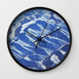 A PRAYER FOR AFGHANISTAN Wall Clock