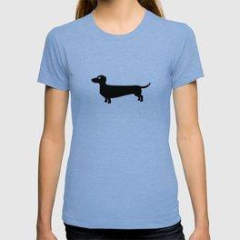 Angry Animals: Dachshund T-shirt