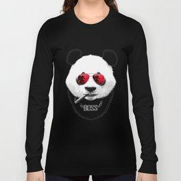 Panda Boss Long Sleeve T-shirt