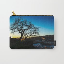 Lovers at Sunset Carry-All Pouch